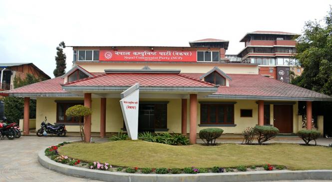 नेकपा बैठक : विवाद कायमैे, सचिवालय बैठक अन्यौलमा