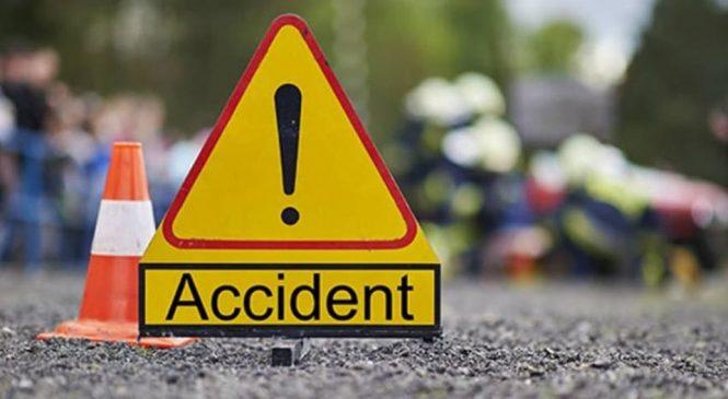 दुर्घटनामा परी एक दम्पतीको मृत्यु
