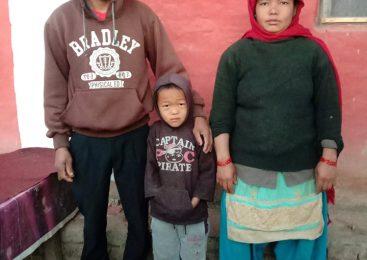 अपाङ्ग दम्पतिका लागि घर निर्माण अभियान शुरु