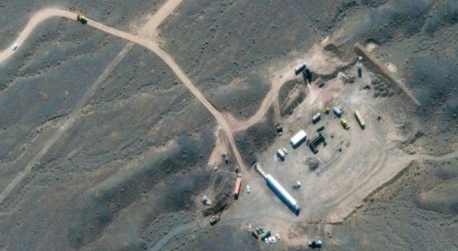इरानले भन्यो- 'एउटा परमाणु केन्द्र आतङ्ककारी कार्यको निसानामा पर्यो'