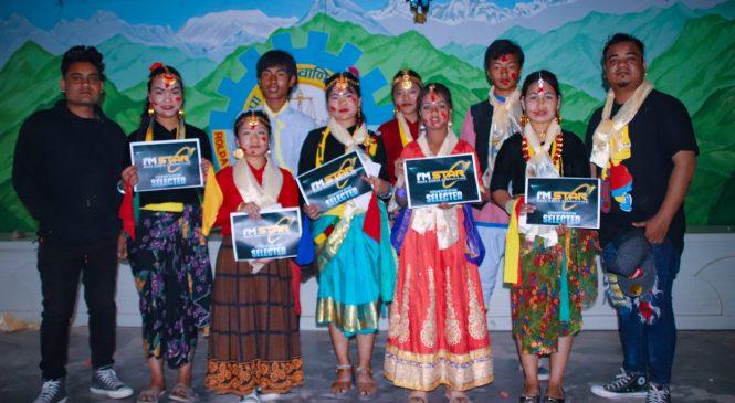 मेघा डान्स फाइनलकाे तयारीमा