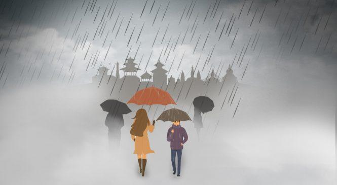 मौसम अपडेट : हल्कादेखि मध्यम वर्षाको सम्भावना
