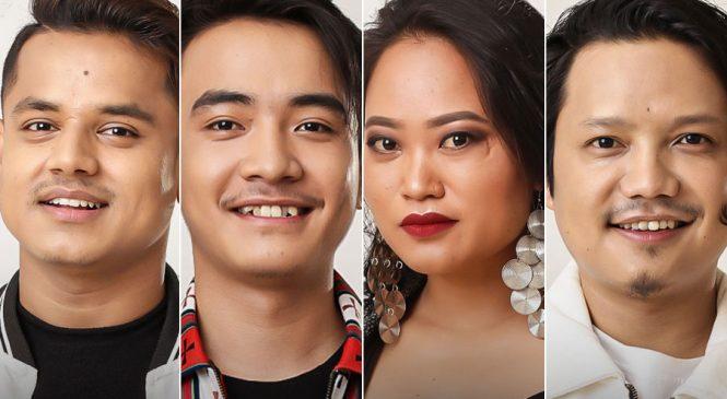 यी चार प्रतिष्पर्धी भिड्दै छन् भ्वाइस अफ नेपाल सिजन ३ को फाइनलमा