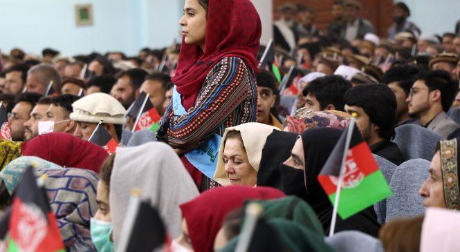 अफगानिस्तानमा महिलाको संरक्षण गर्न मुस्लिम सहयोगीहरू अघि सर्नुपर्छ